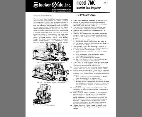 Royal Master TG12 x 3 /& TG12x4 Instruction Manual
